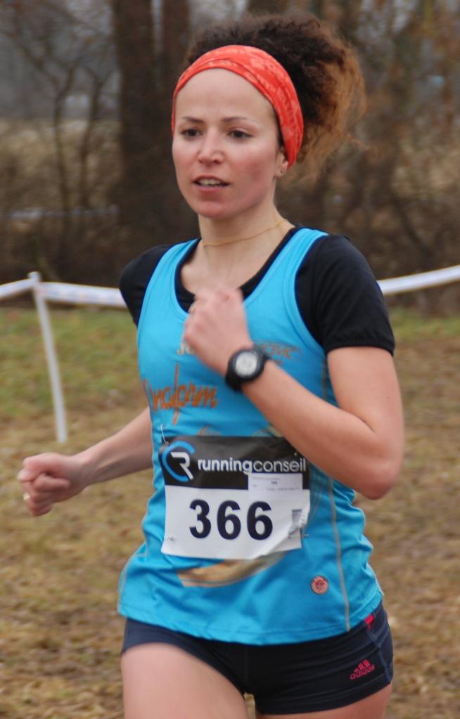 Laure Allison Verboux représentera la section loisirs de l'Asj74.