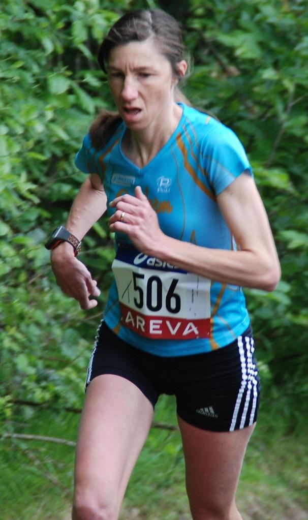 Maryline en forme à une semaine du France du kilomètre vertical