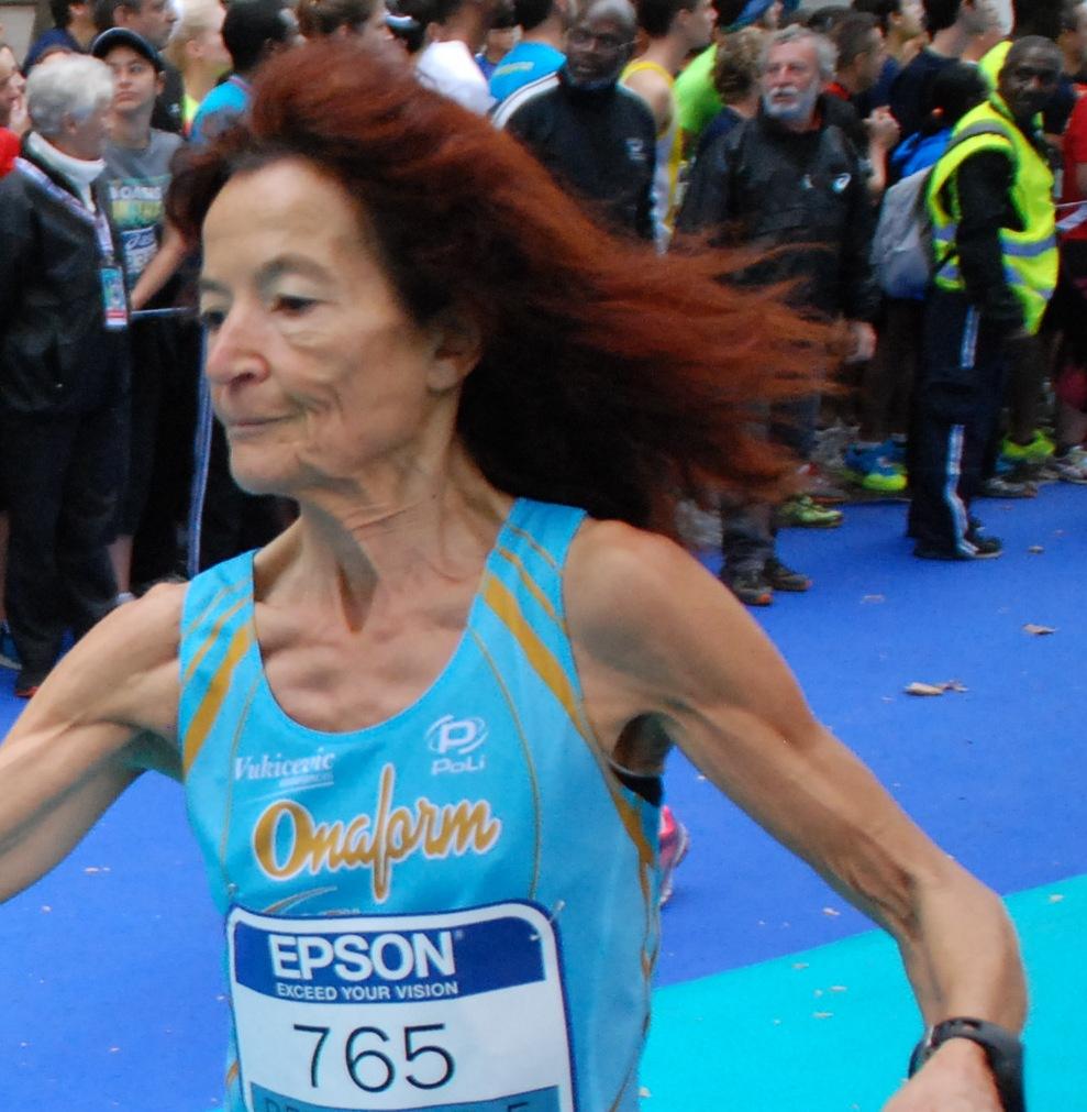 Clara Jargy enchaine les podiums dans sa catégorie.