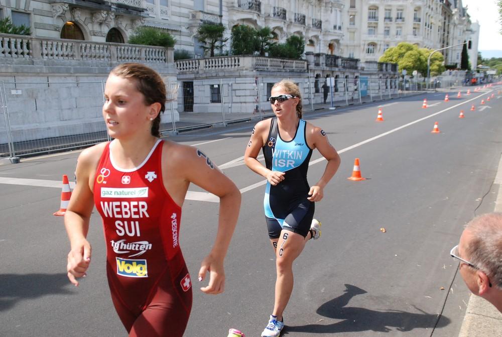Triathlon De Gen U00e8ve  Eisenbarth L U2019emporte