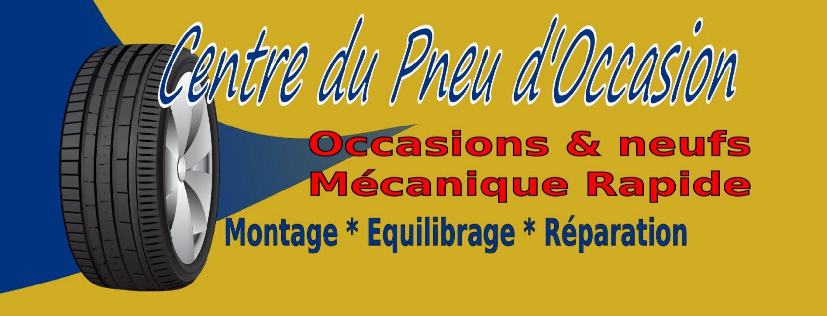 Centre du Pneu d'Occasion